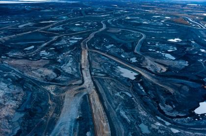 tar sands in Canada